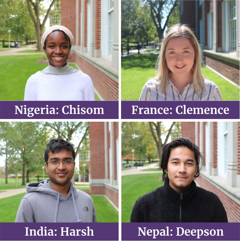 International Student Profiles