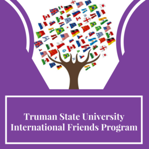 International Friends logo